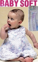 Laine BABY SOFT MULTICOLOR pelote de 50g