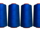 Fil cône tout textile 5000 yards Lot de 4